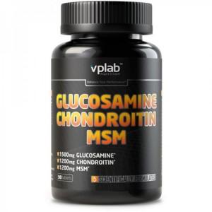 VPLab Glucosamine Chondroitin MSM 90t