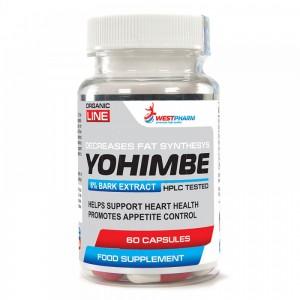 WestPharm Yohimbe Extract 50?? 60??