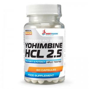 WestPharm Yohimbe HCL 2,5?? 60??