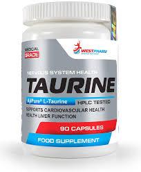 WestPharm Taurine (90капс/500мг)
