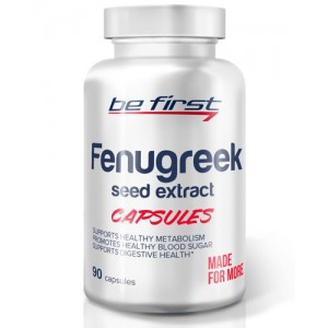 BeFirst Fenugreek seed extract 90 caps